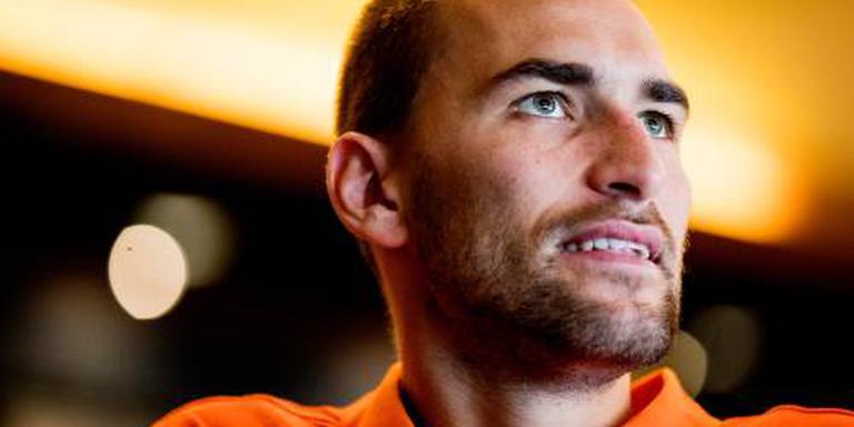 Dost stopt als international Oranje