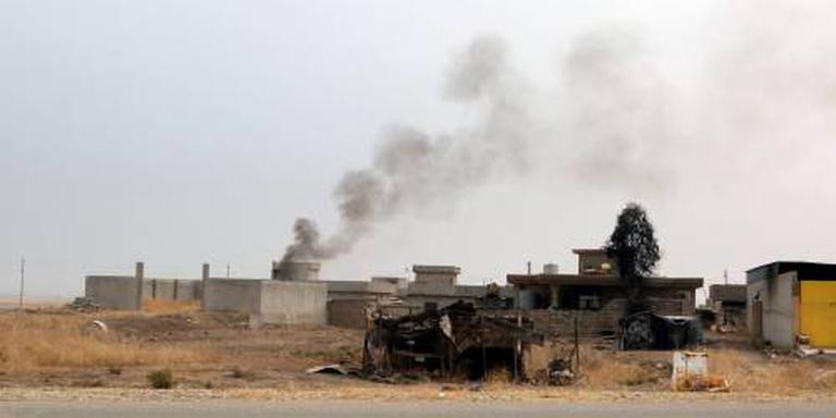 Tientallen doden door tegenaanval IS