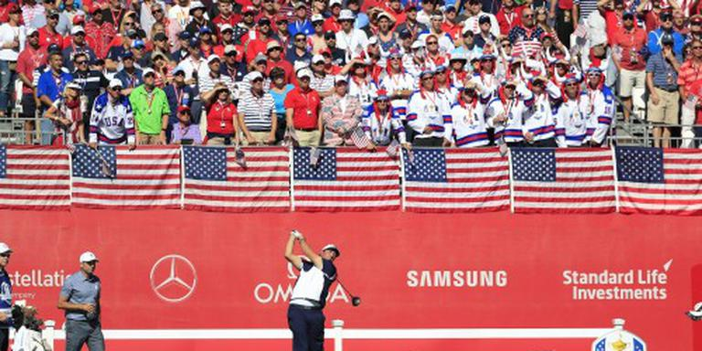 Amerikaanse golfers hebben Ryder Cup terug