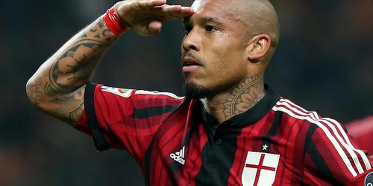 AC Milan praat met LA Galaxy over De Jong