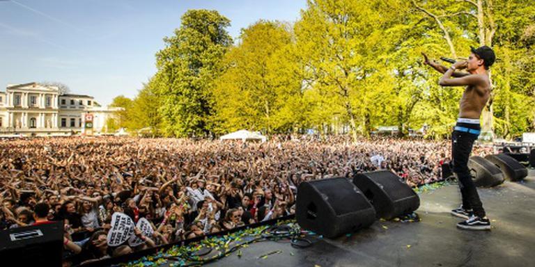 1 miljoen bezoekers bevrijdingsfestivals