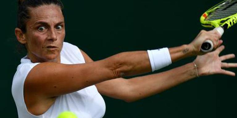Tennisster Vinci kondigt afscheid aan