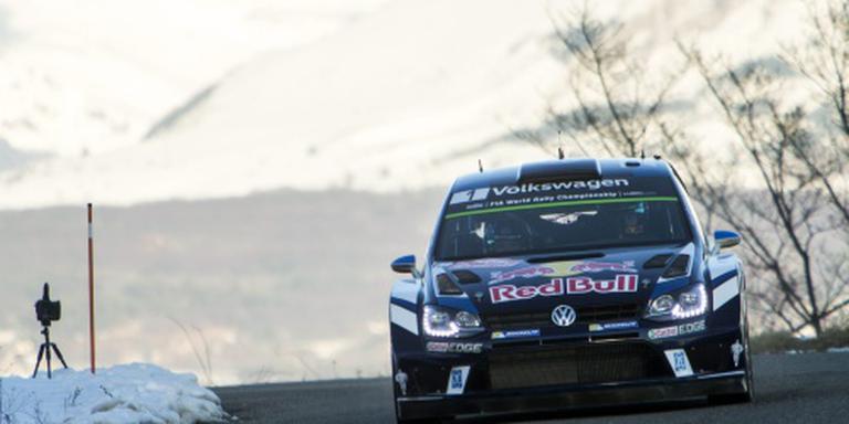Ogier opent WK rally met zege in Monte Carlo