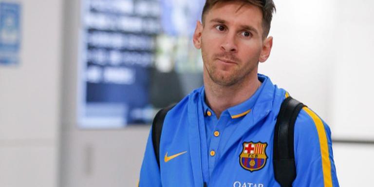 Messi baalt van verdachtmakingen