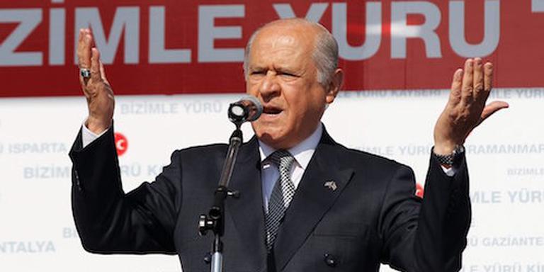 Kritiek Turkse nationalisten op systeem