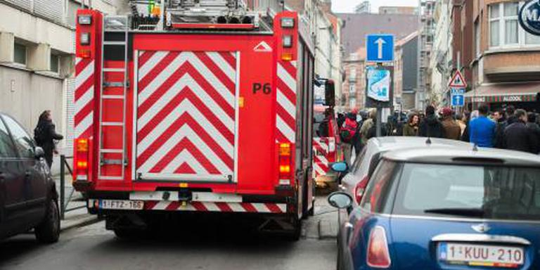 Vier doden door brand in flat Frankrijk