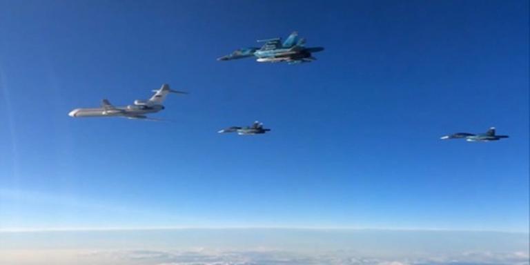 'Russische jets beschieten vluchtelingenkamp'