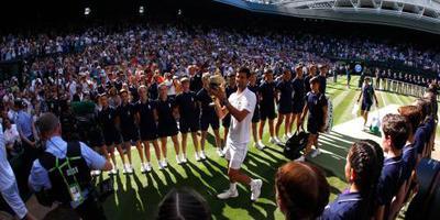 Wimbledon voert tiebreak in bij 12-12