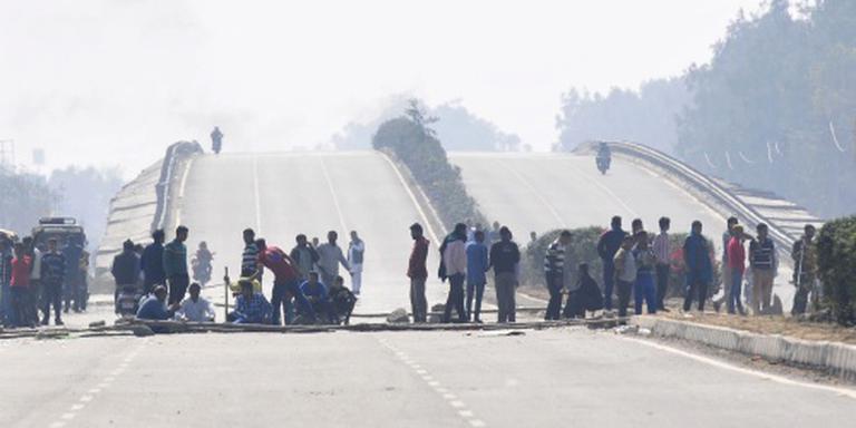 Leger India herstelt watertoevoer New Delhi