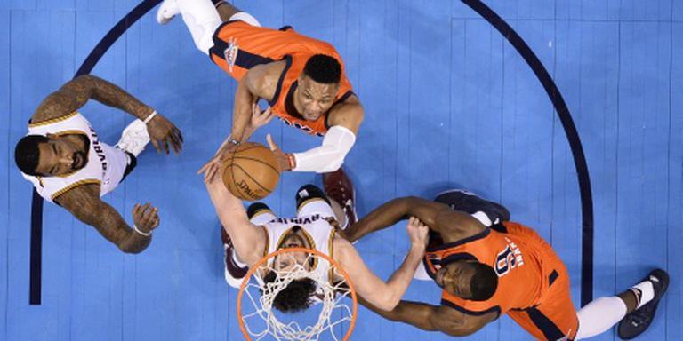 Cleveland Cavaliers schiet met scherp