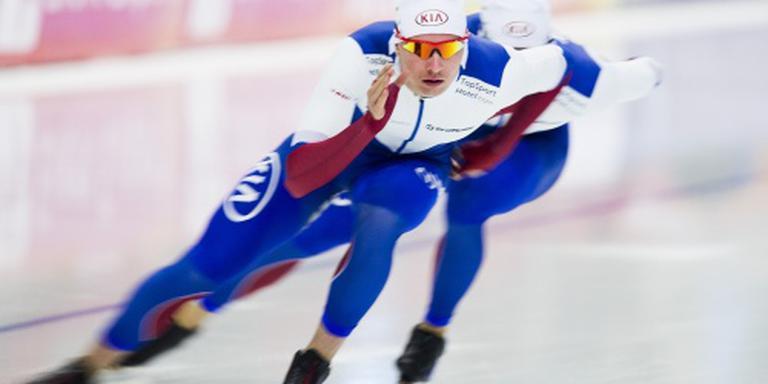 'Schorsing schaatser Koelizjnikov opgeheven'