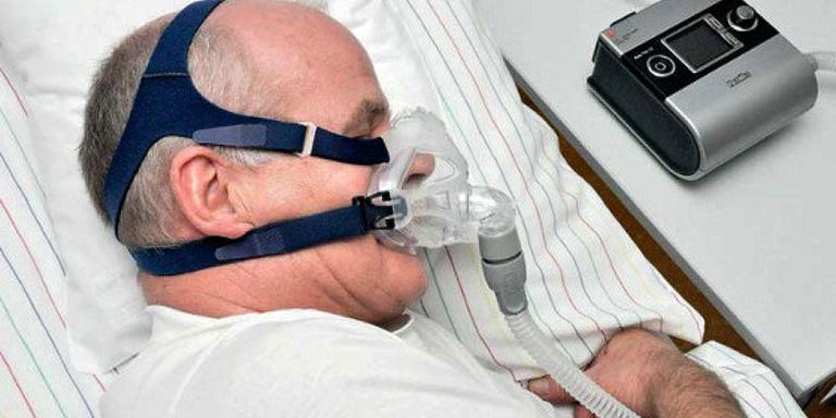 apparaat voor slaapapneu