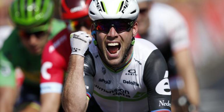 Cavendish is met 29e zege Hinault voorbij