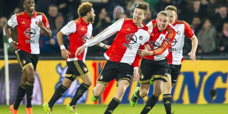 Feyenoord kan seizoen redden in bekerfinale