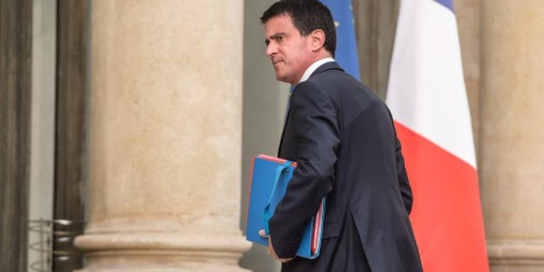 Franse premier: terreurdreiging maximaal