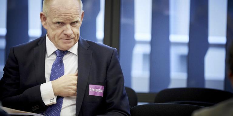 NAM-directeur Gerald Schotman. Foto Archief ANP / Martijn Beekman