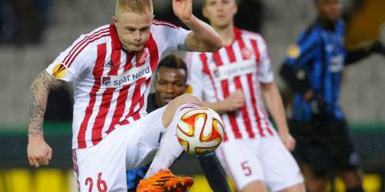 Deense verdediger Thelander naar Vitesse