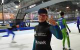Bekkering nog altijd vol motivatie voor nieuw schaatsseizoen (+video)