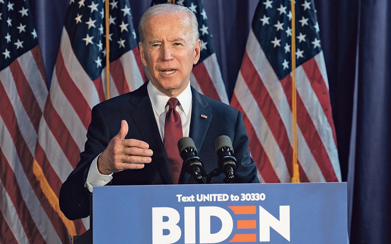 In Beeld: Joe Biden