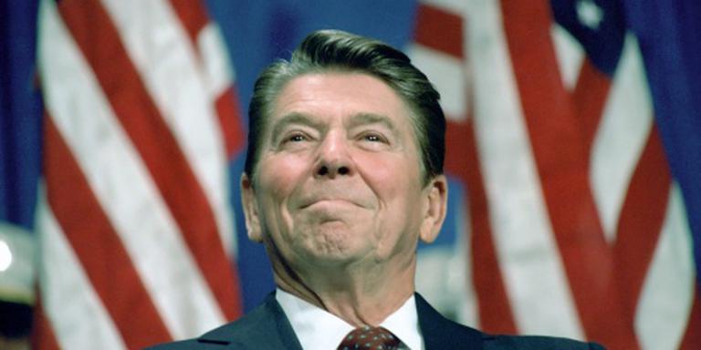 Spullen van Reagan worden geveild