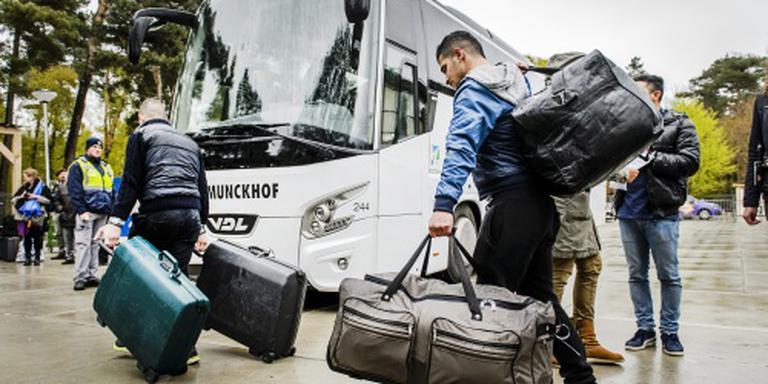 Vluchtelingenwerk redelijk tevreden