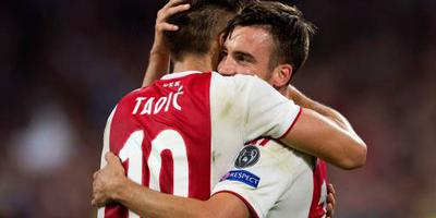 Tadic: Ajax hoort in Champions League