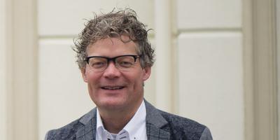 Bob Bergsma van D66. FOTO JOHAN NIELS KUIPER