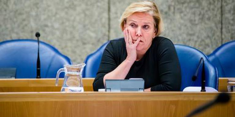 Minister houdt vol: geen weet van burnpits