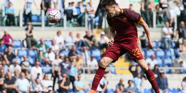 AS Roma verslaat stadgenoot Lazio