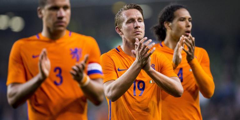 Oranje wil in Polen duel met Ieren vergeten
