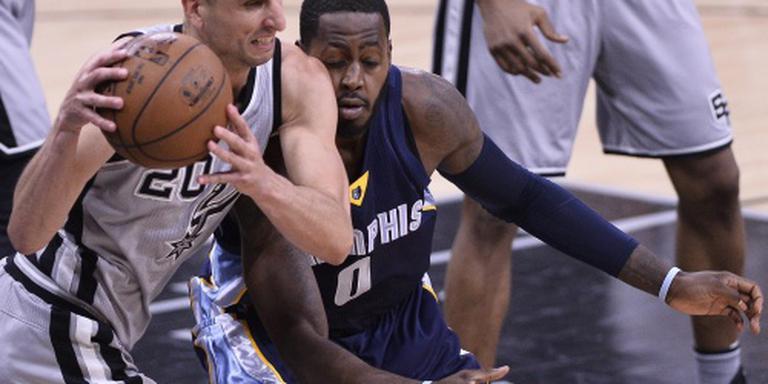 Spurs overrompelen Grizzlies