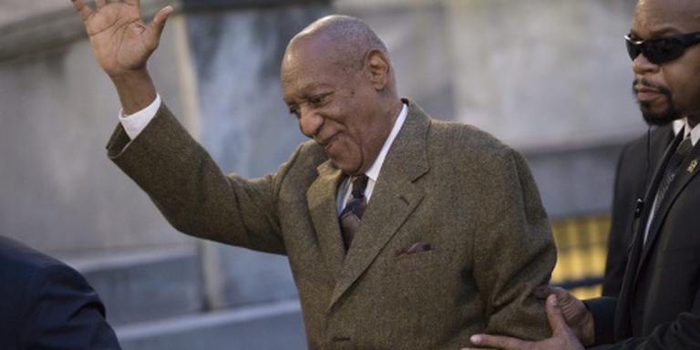 Model ziet af van rechtszaak tegen Bill Cosby