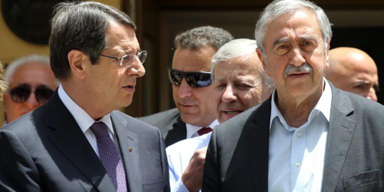Vredesoverleg Cyprus nadert ontknoping