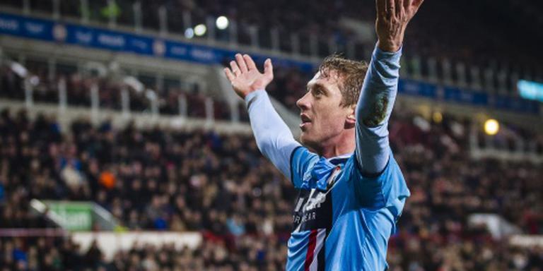 Braber van Willem II naar Helmond Sport