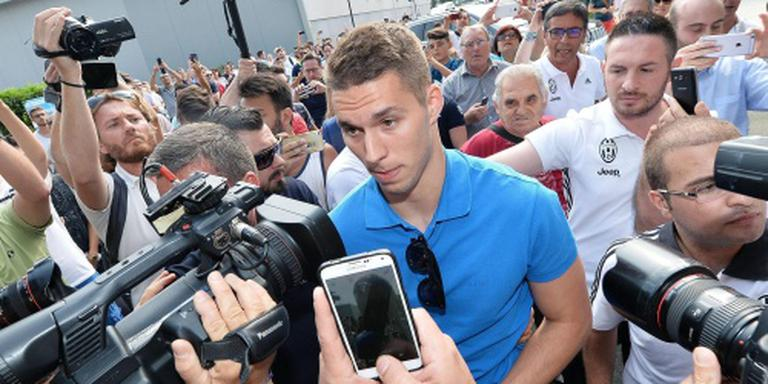 Kroatisch international Pjaca naar Juventus