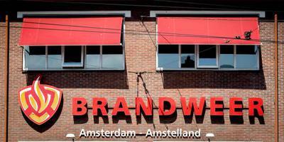'50 maatregelen bij Amsterdamse brandweer'