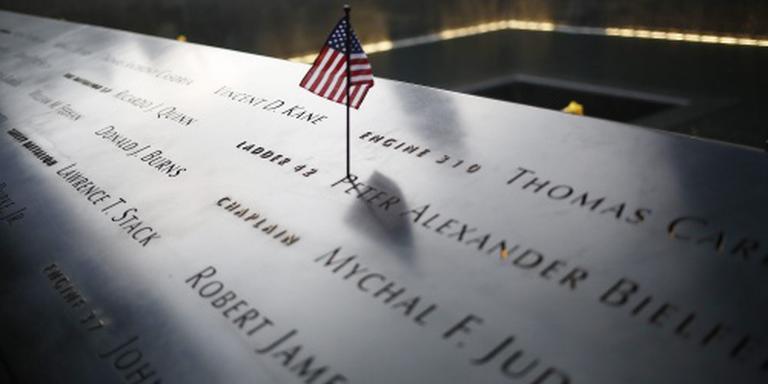 VS herdenken aanslagen 9/11