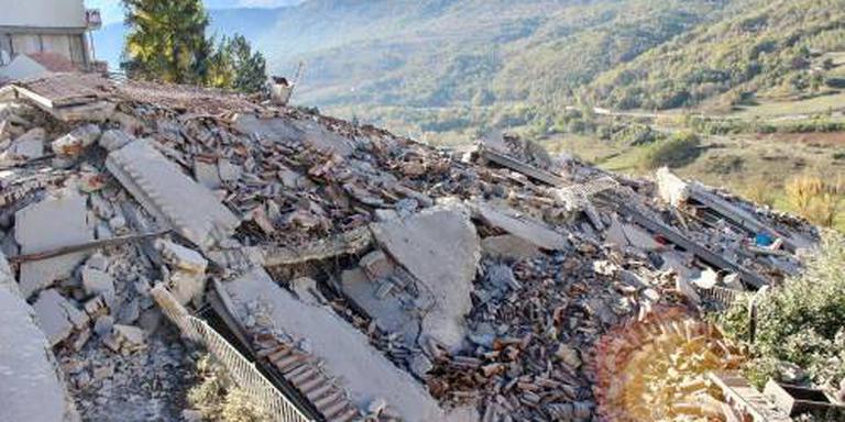 Seismoloog vreest voor domino-effect