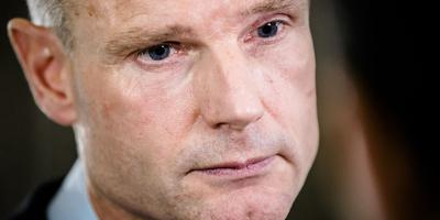 Minister Stef Blok van Buitenlandse Zaken. Foto: ANP/Bart Maat