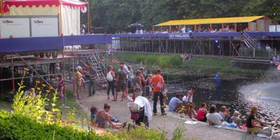 Festivals als proeftuin. Foto: Archief DvhN