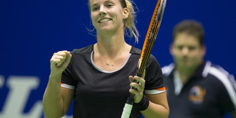 Hogenkamp op drempel Australian Open