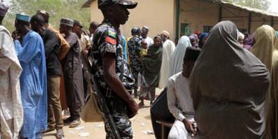 Verkiezingen Nigeria verlopen relatief rustig