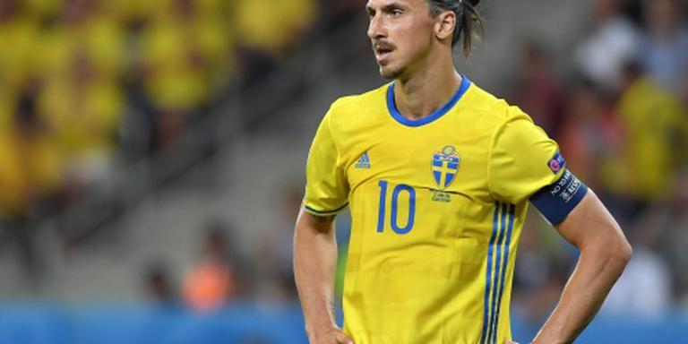 Zlatan: uitschakeling komt hard aan
