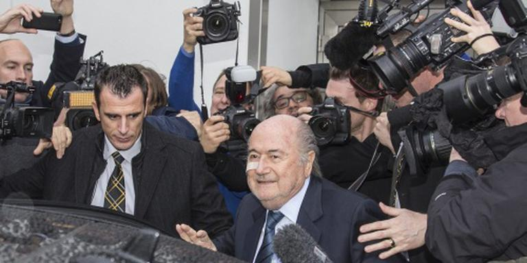'Blatter stapt naar sporttribunaal'