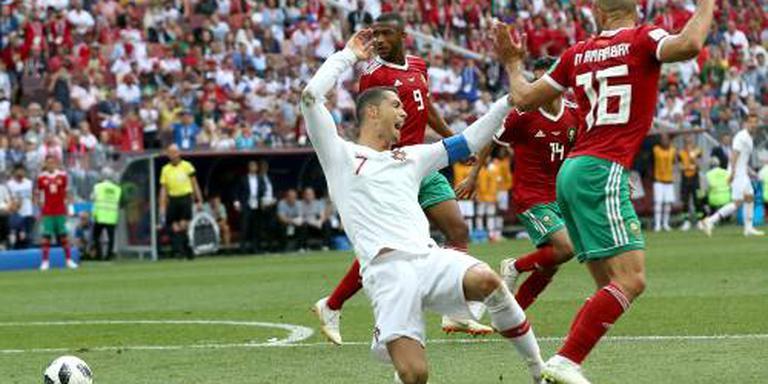 Ronaldo Marokko