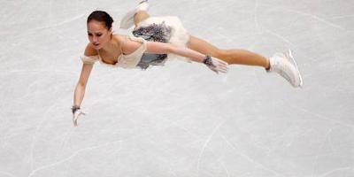 Olympisch kampioene Zagitova ook beste op WK