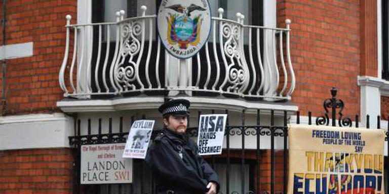 Ecuador ziet Assange nog niet vertrekken