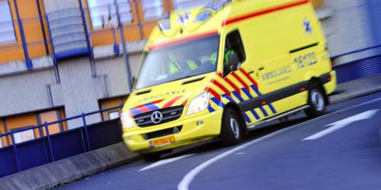 Ambulances te vaak te laat in grootste steden