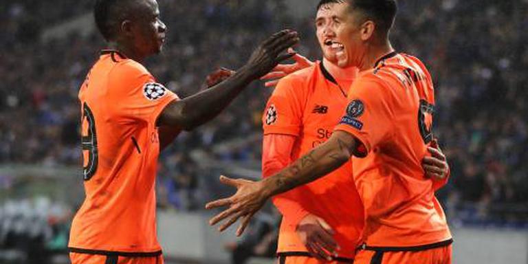 Liverpool maakt in Porto al het verschil