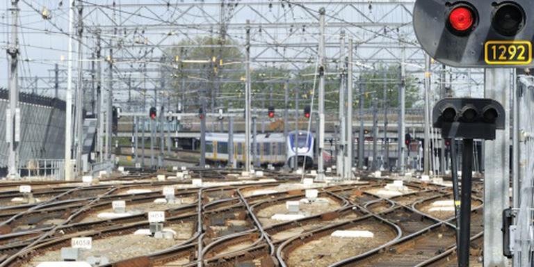 Weer treinen tussen Leiden en Schiphol
